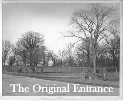Oak Knoll Memorial Park Old Entrance